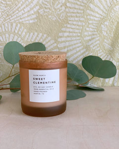 Hand-Poured Essential Oil Candle