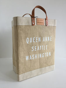 Queen Anne Market Bag