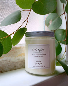 Hand Poured Natural Soy Candle