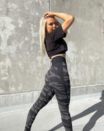 Warrandyte Pattern Leggings - ActiveEzy