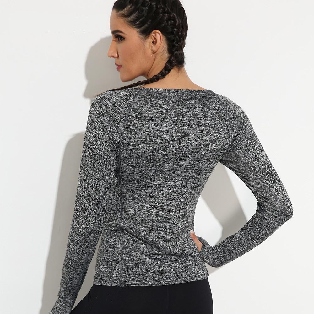 Mentone Long Sleeve Top - ActiveEzy