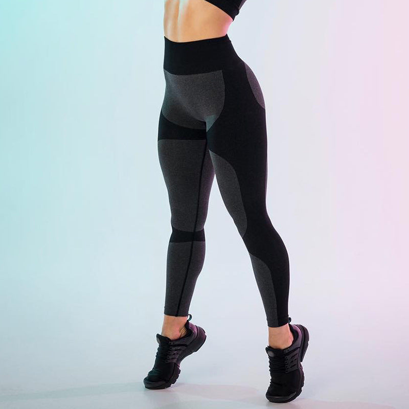 Eltham Dual-Tone Leggings - ActiveEzy