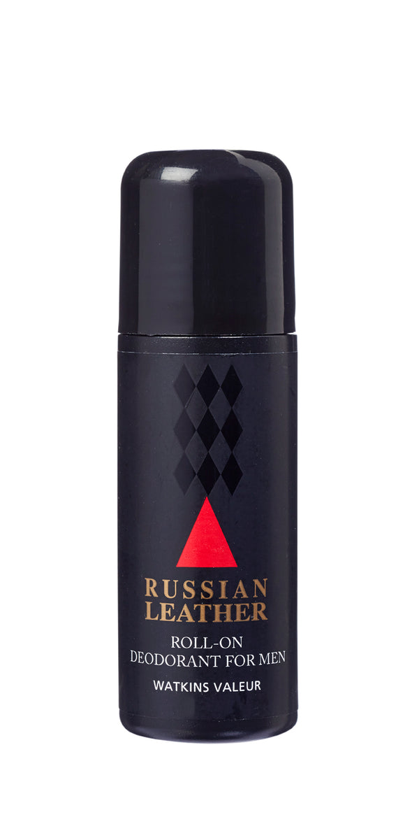 Russian Leather Roll-on Anti-Perspirant