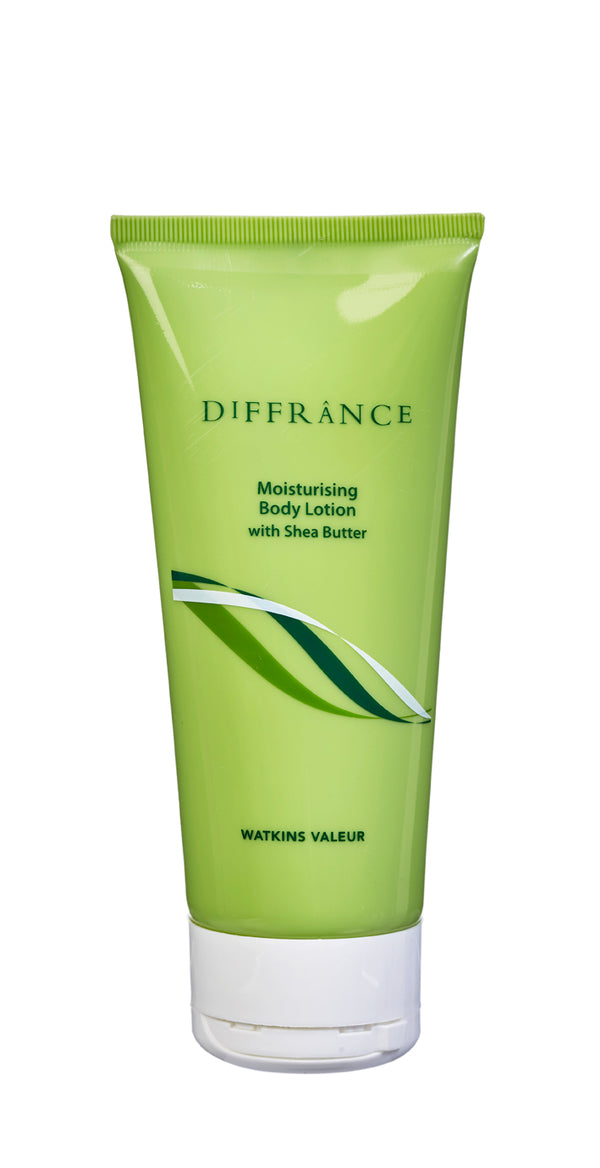 Diffrance Body Lotion with Shea Butter 100ml