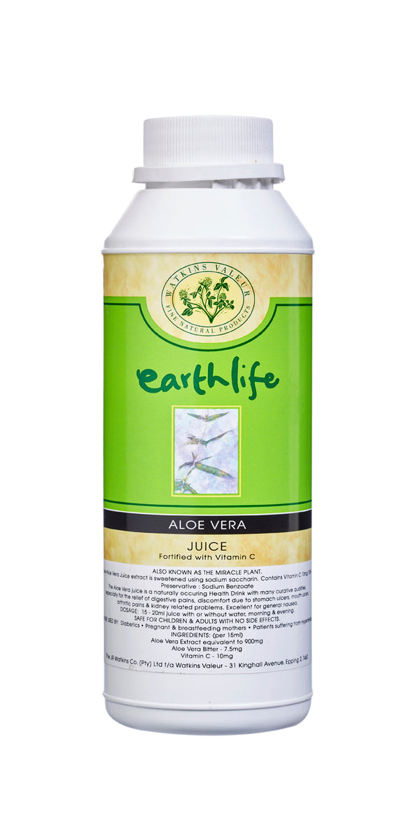 Earthlife Aloe Vera Juice 500ml