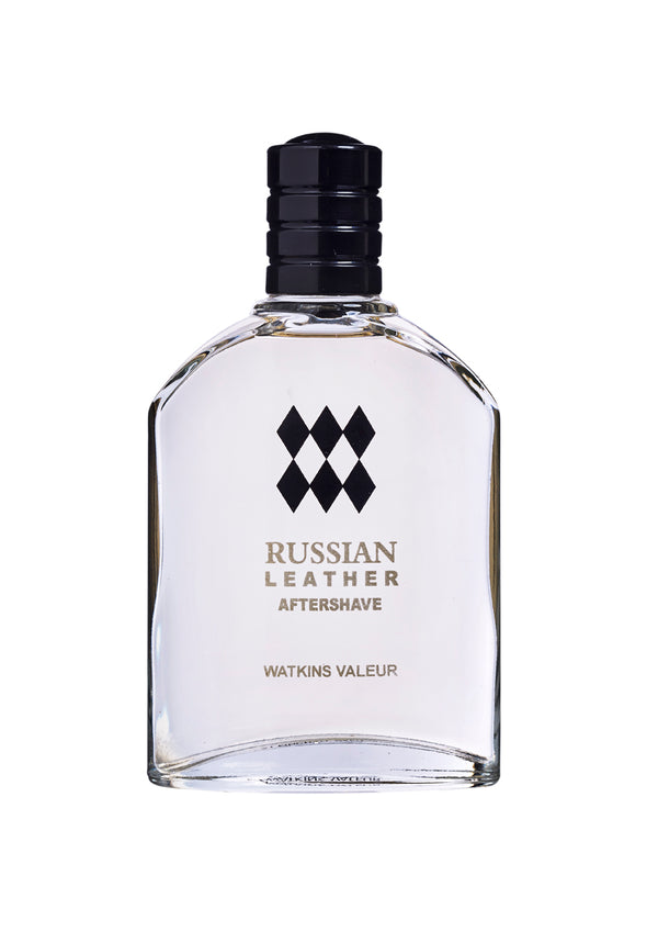Russian Leather Aftershave