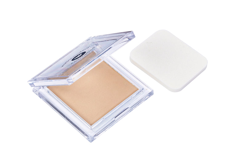 Pressed Powder Light with Sponge