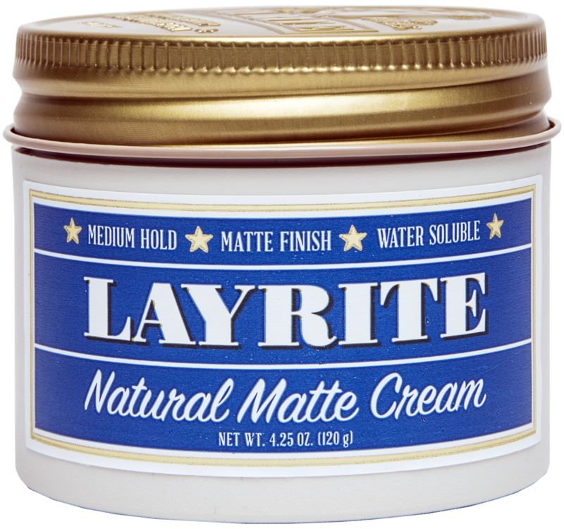 Layrite Delux mens grooming products