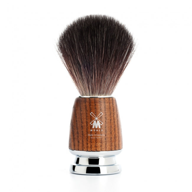 Muhle  Black Fibre Brush - Ash  21H220 RYTMO
