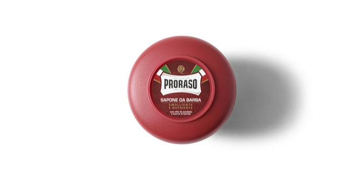 Proraso Red Shaving Soap Jar