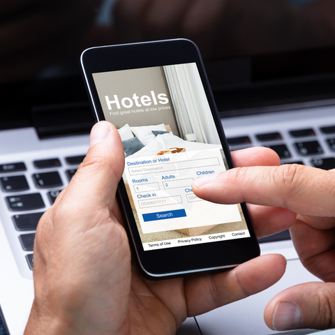 Network Of Hotels With Competitive Group Rates