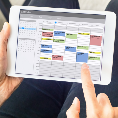 Schedule Planning & Operational Administration