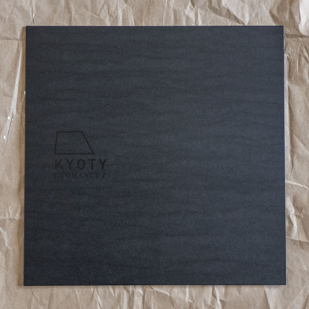KYOTY - Geomancy I LP