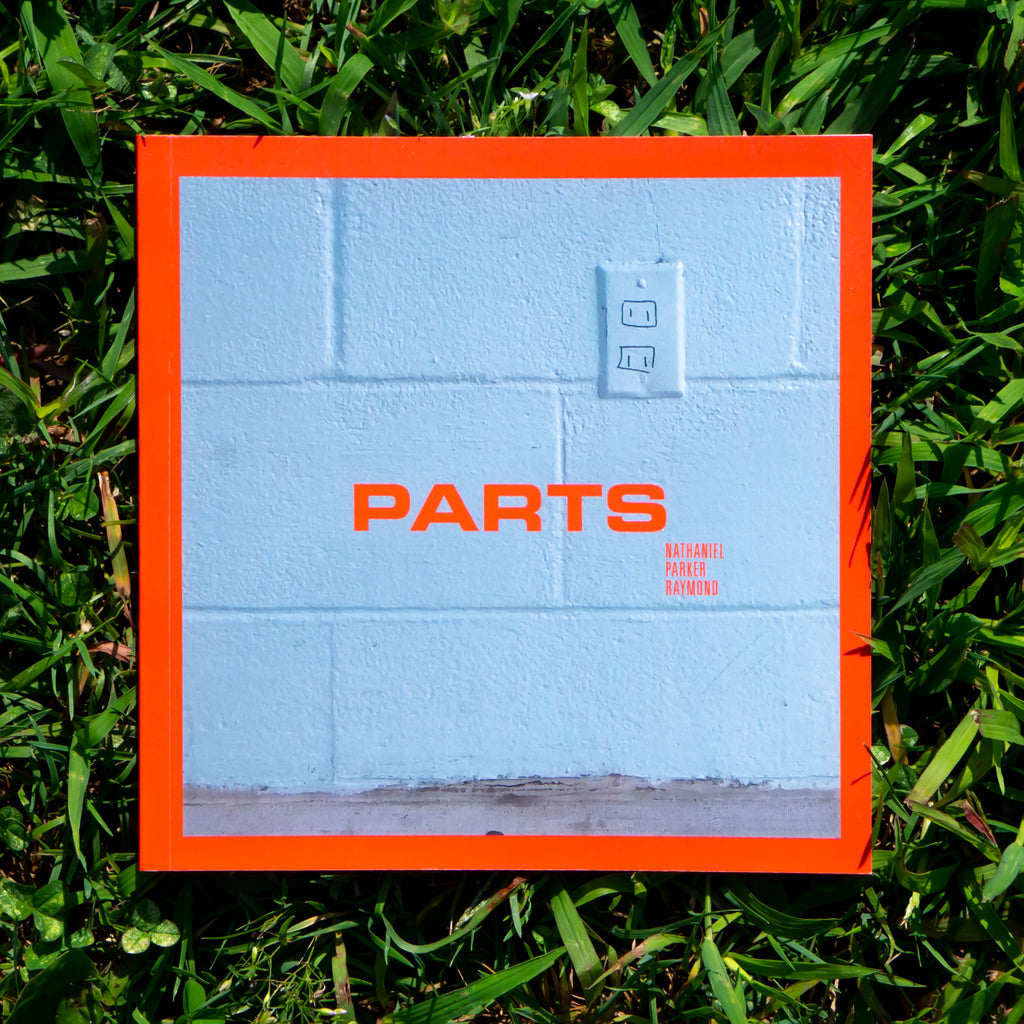 "Nathaniel Parker Raymond ""PARTS"" Book"