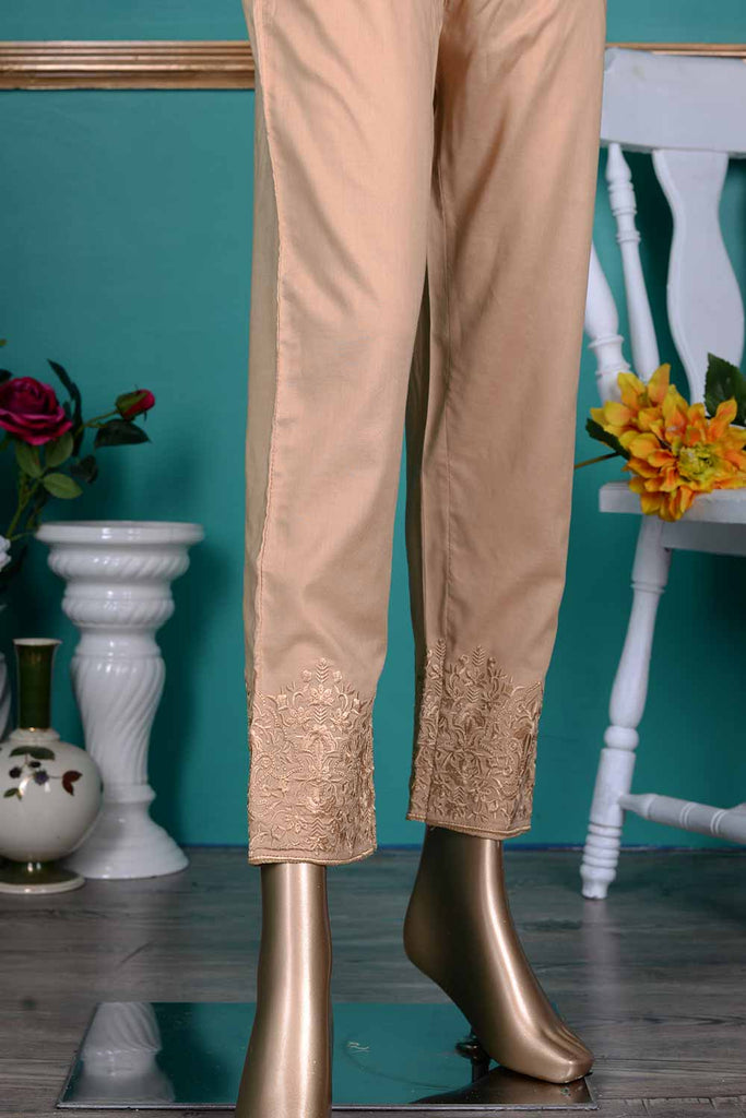 Cambric Embroidered Trouser | Gusto (GP-24C)
