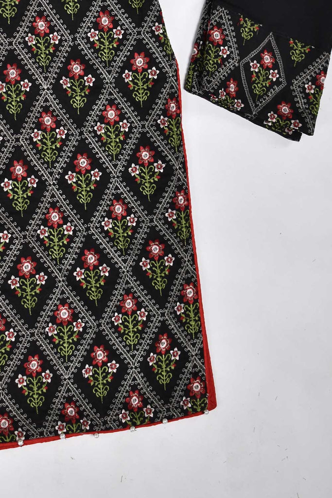 2 Pc Un-stitched Khaas Embroidered - Jail Break (KE-1)