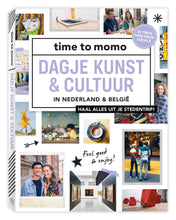 Afbeelding in Gallery-weergave laden, Reisgids 'Time to momo'