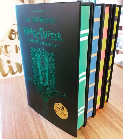 Harry Potter & the Philosopher's Stone House Editions