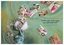 Afbeelding in Gallery-weergave laden, Boek 'Alice in Wonderland'
