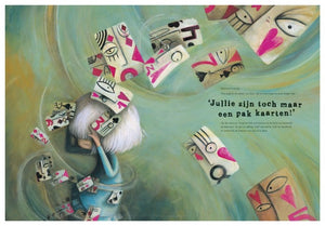 Boek 'Alice in Wonderland'