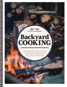 Boek 'Backyard cooking'