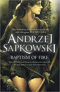 Boek 'Baptism of fire'