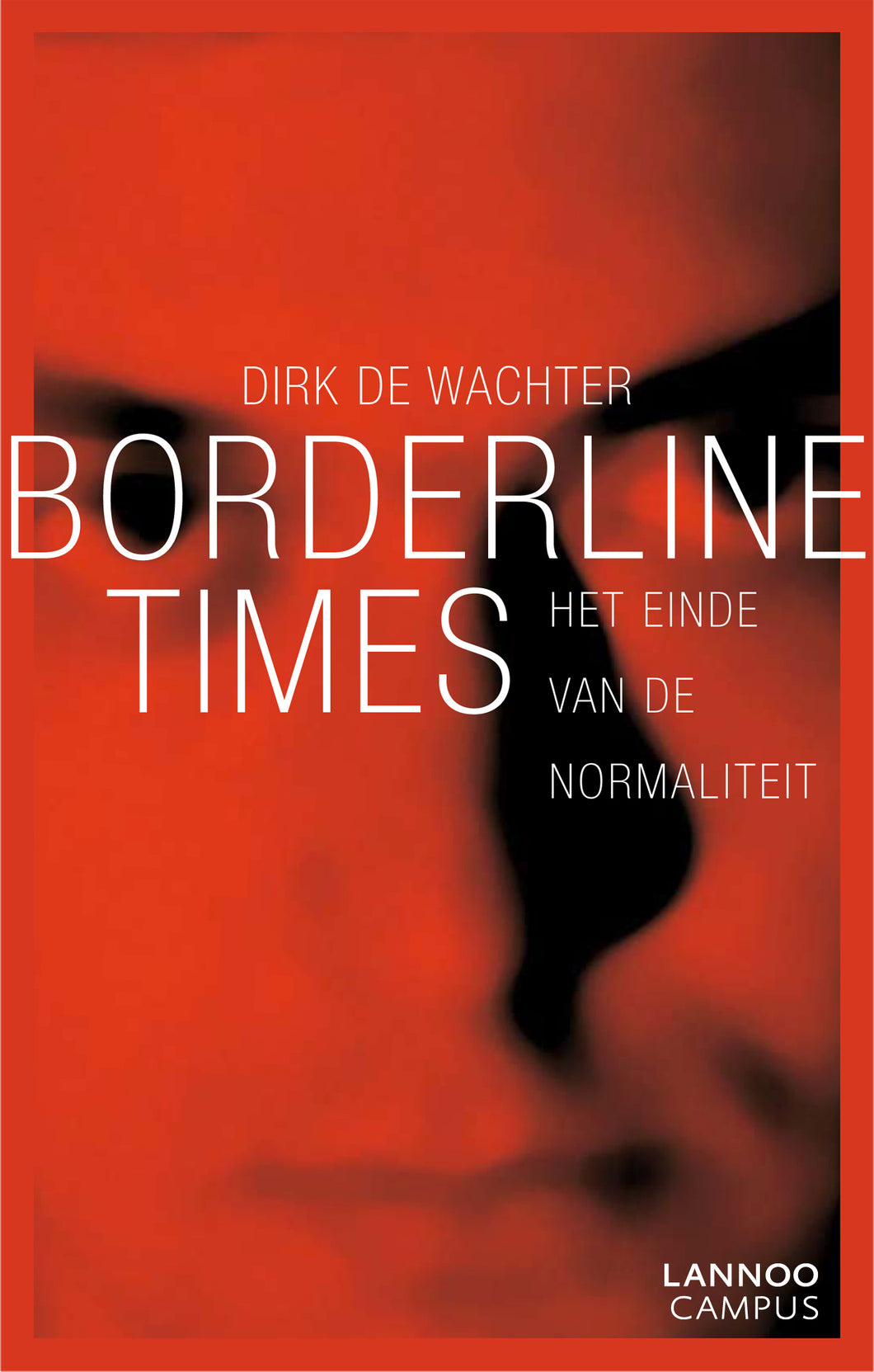 Boek 'Borderline times'