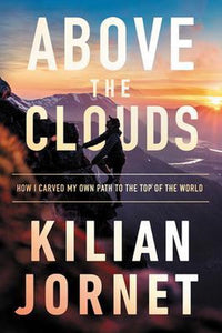 Boek 'Above the clouds'