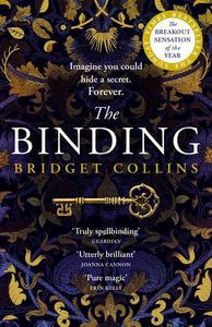 Boek 'The binding'