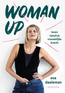 Boek 'Woman up'