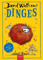 Boek 'Dinges'