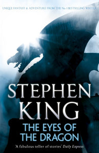 Boek 'The eyes of the dragon'
