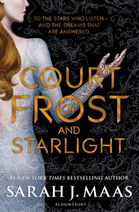 Boek 'Court of frost and starlight'