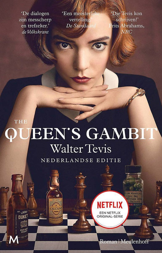 Boek 'The Queen's gambit'