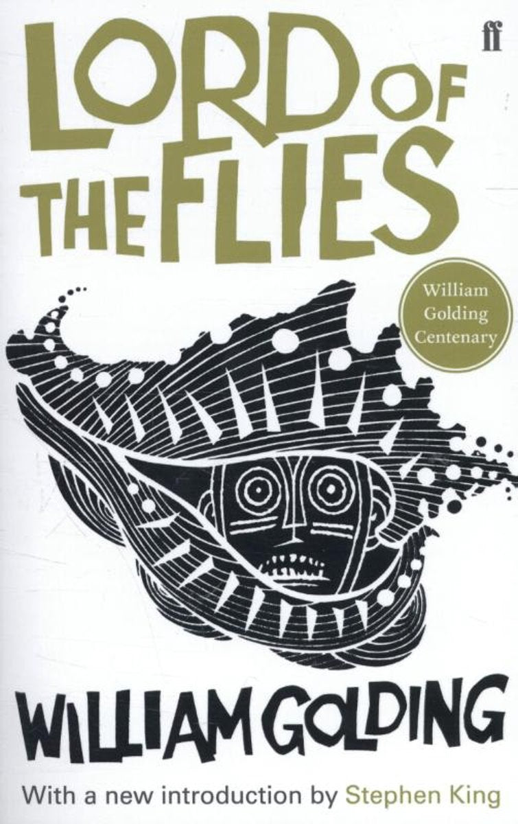 Boek 'Lord of the flies'