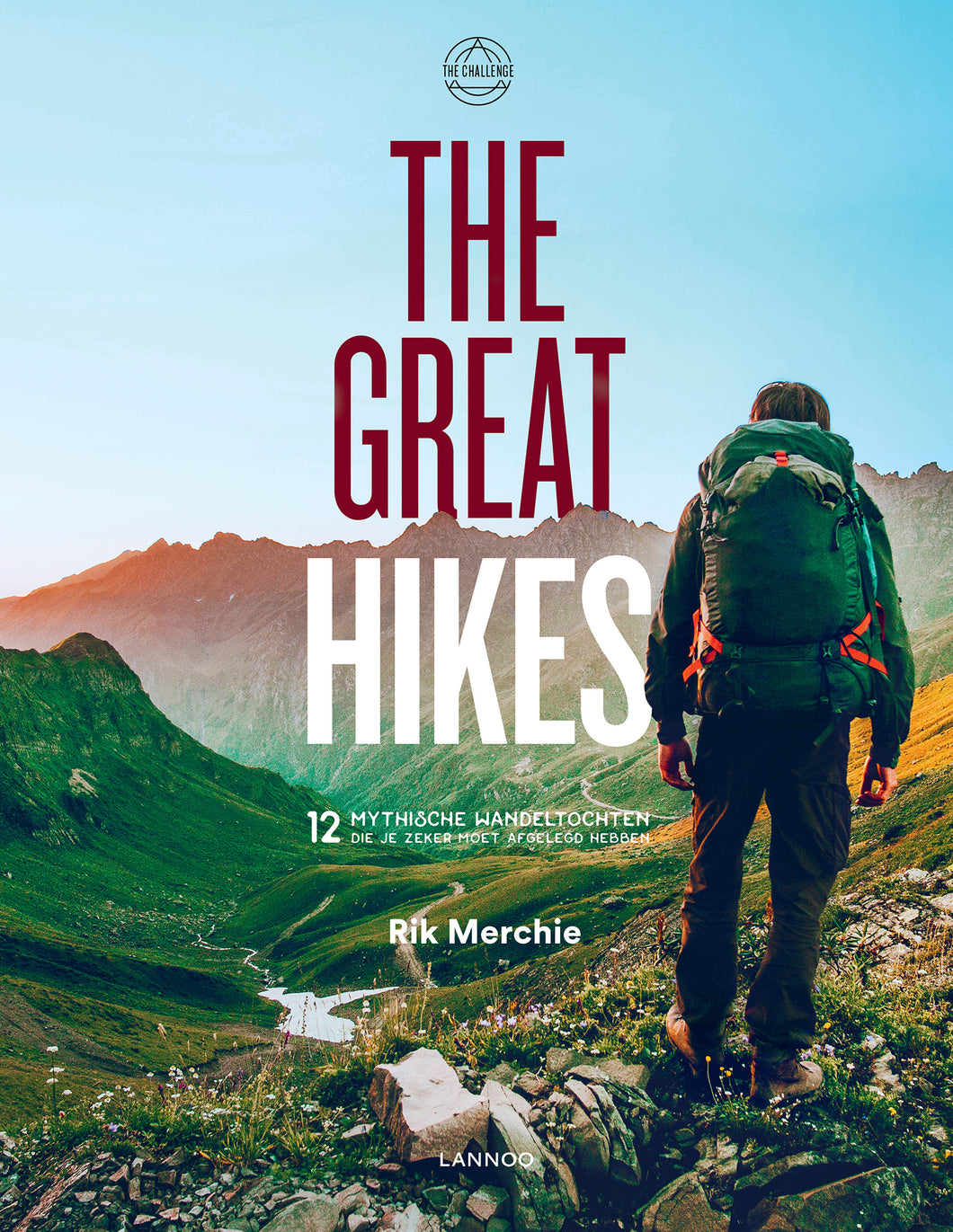 Boek 'The great hikes'