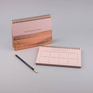 Weekplanner Hot Copper