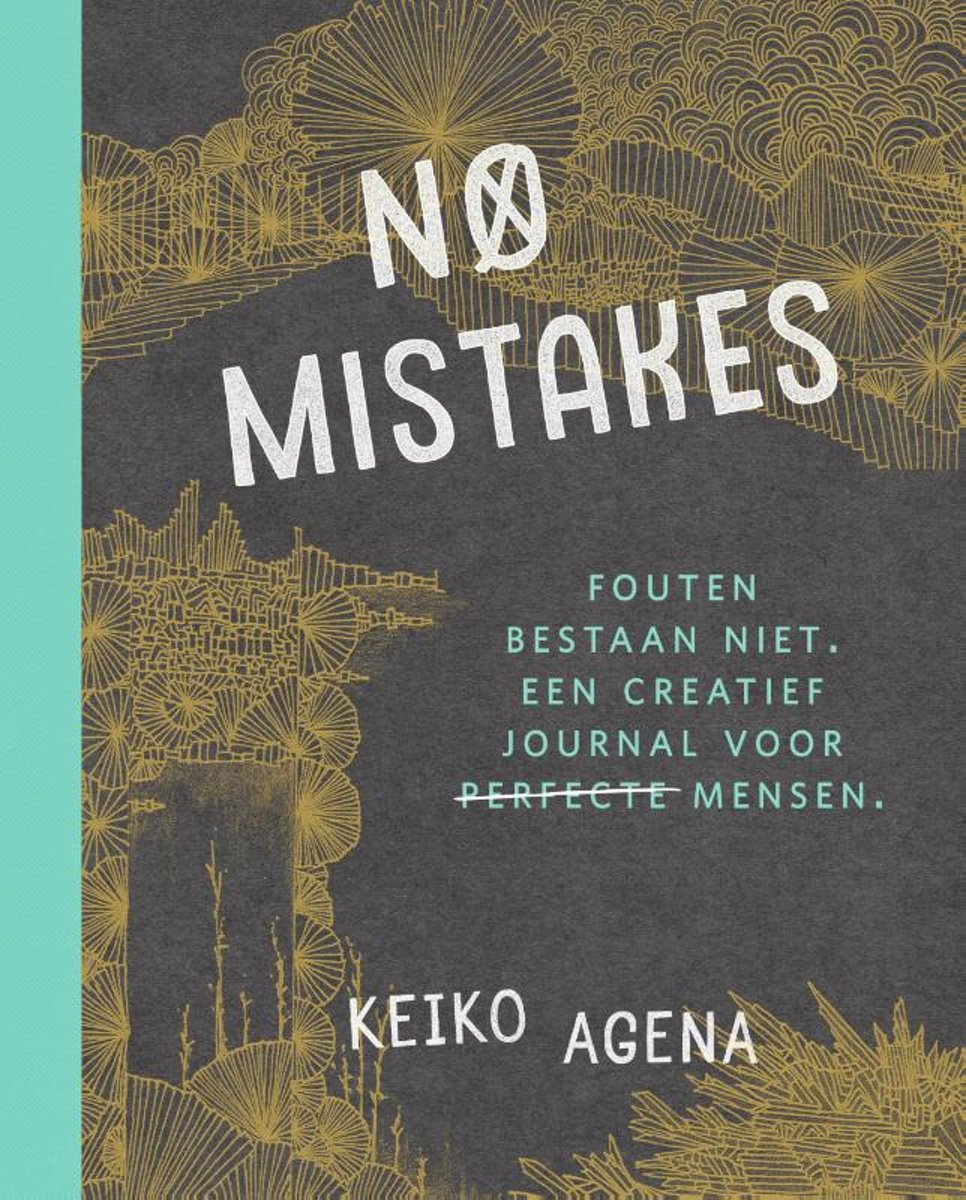 Boek 'No mistakes'