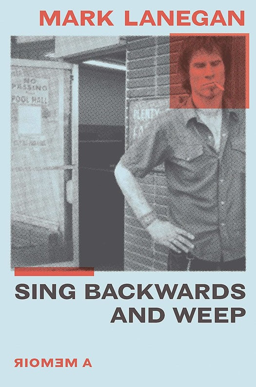 Boek 'Sing backwards & weep'