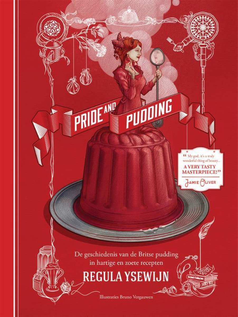 Kookboek 'Pride & pudding'