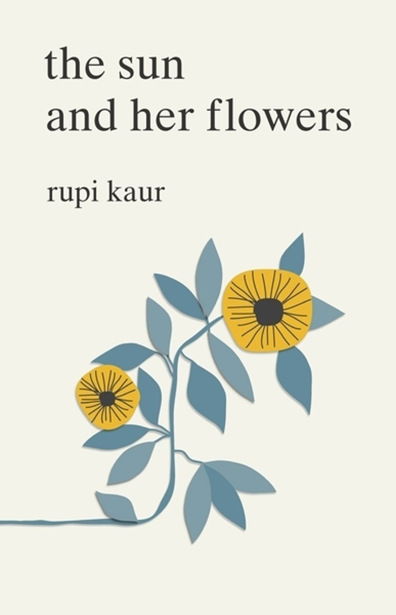 Boek 'The sun and her flowers'