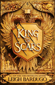 Boek 'King of scars'