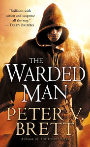Boek 'The warded man'