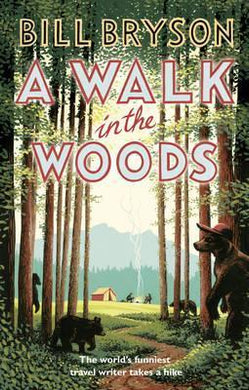 Boek 'A walk in the woods'