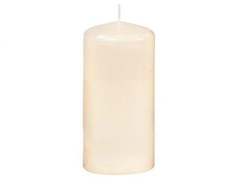 80mm x 150mm Pillar Candles (12 Candles)