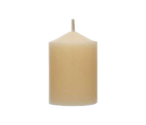 Ivory Votive Candles (112 Candles)