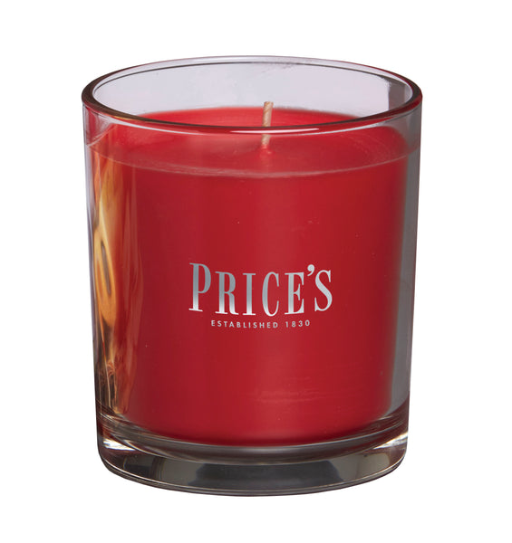 Price's Apple Spice Scented Jar Candles (6 Candles)