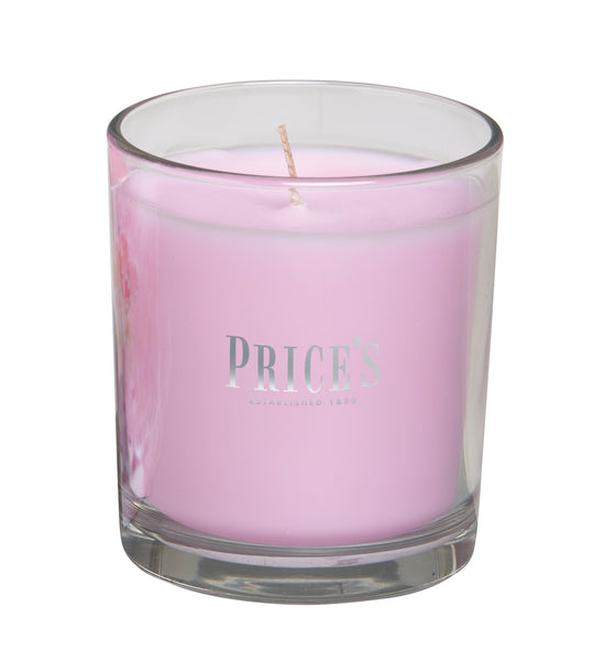 Price's Cherry Blossom Scented Jar Candles (6 Candles)