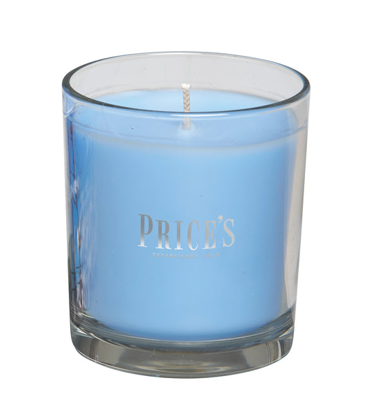Price's Cotton Powder Scented Jar Candles (6 Candles)