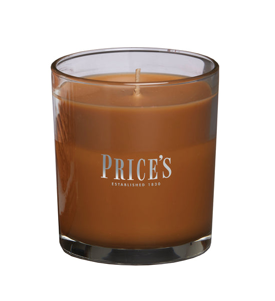 Price's Cinnamon Scented Jar Candles (6 Candles)